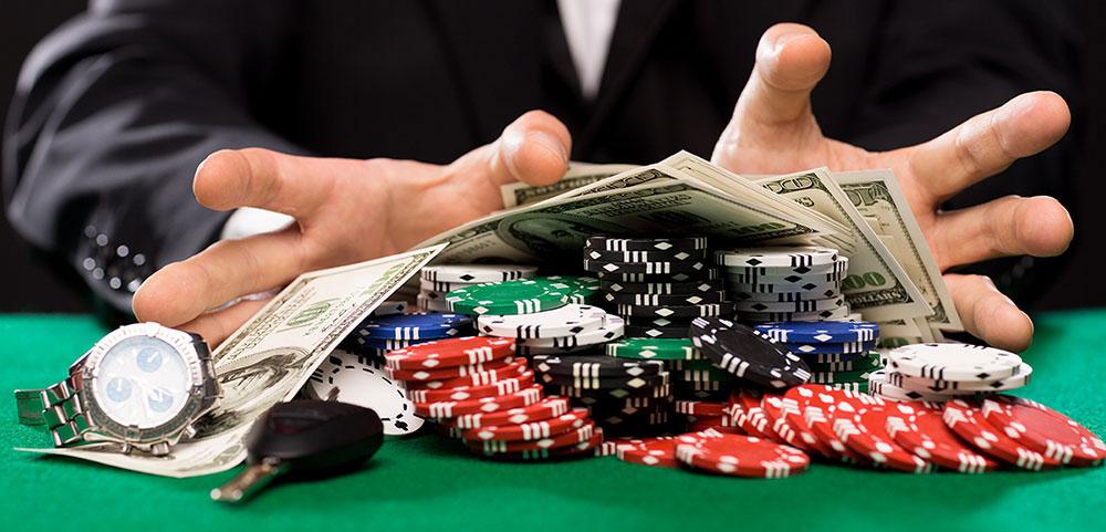 poker clothing