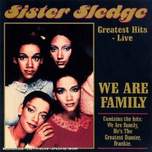 Image result for we are family i got all my sisters with me